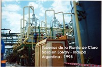 Chemical Solvay Indupa